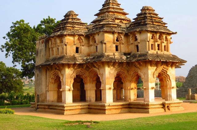 Lotus Mahal Complex