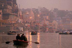 Ganges boat ride
