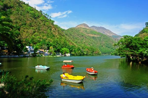 Renuka Lake-himachal pradesh