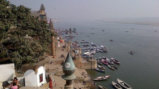 Varanasi from roof