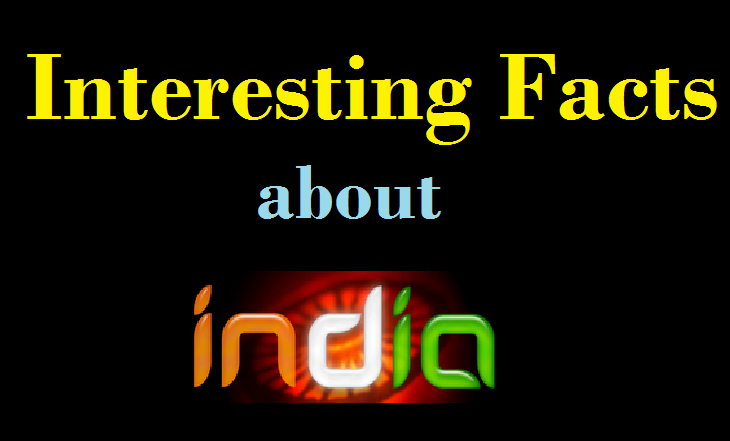 Interesting-Facts-about-India