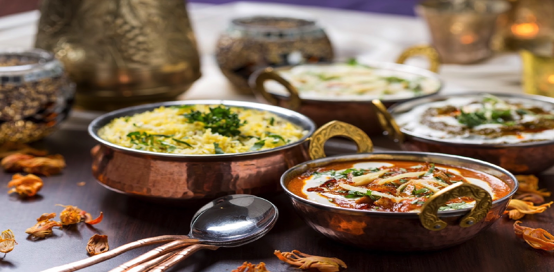 Flavors of Hyderabadi cuisine