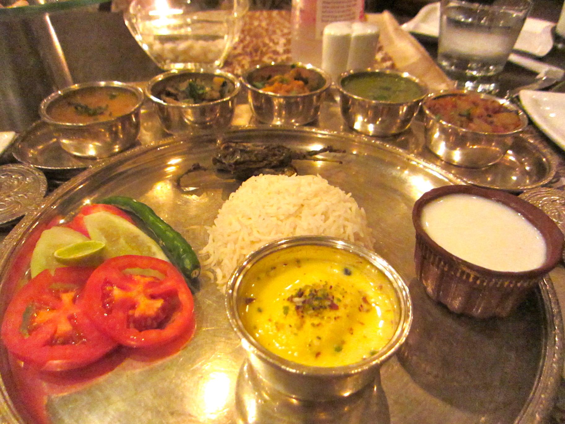 Food of varanasi