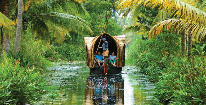 Kpchi backwaters