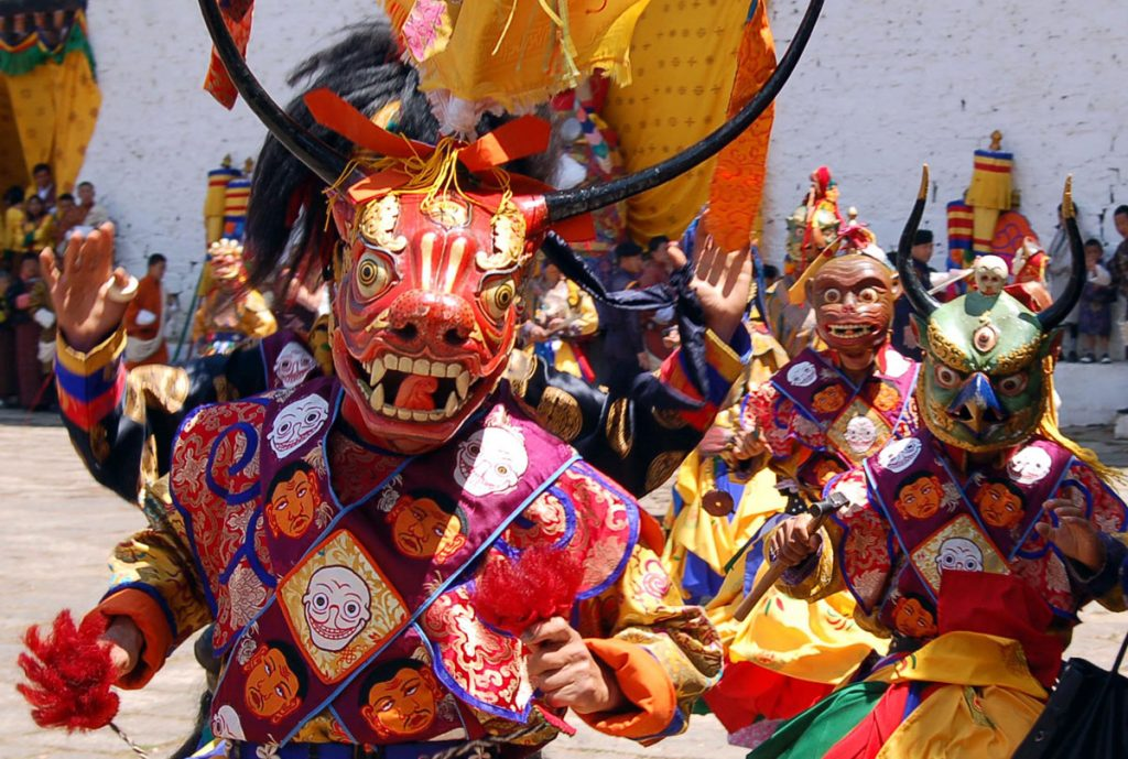 Festival of Bhutan