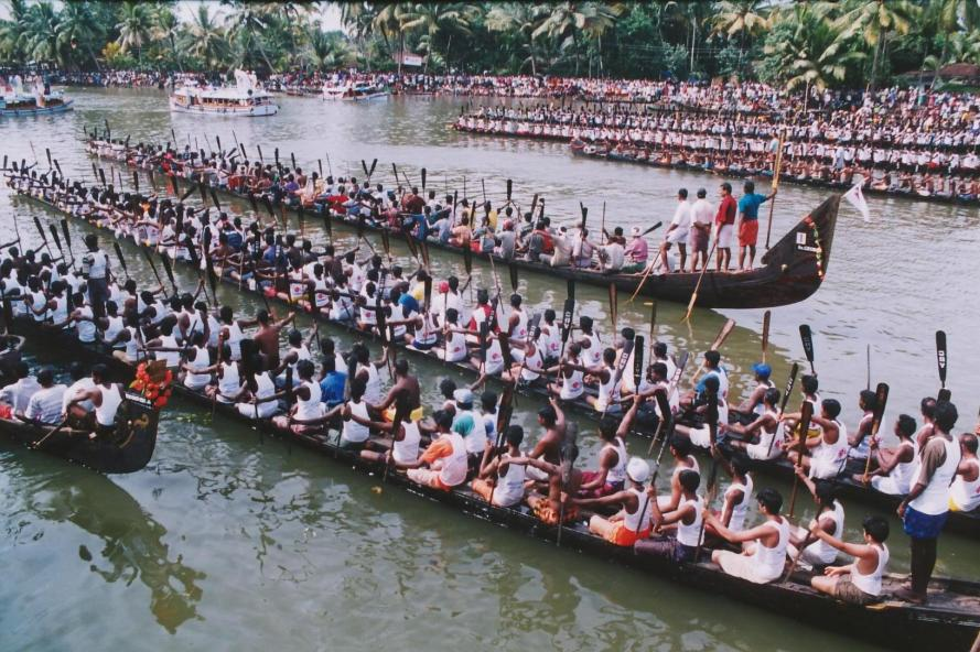 Boat race in kerala