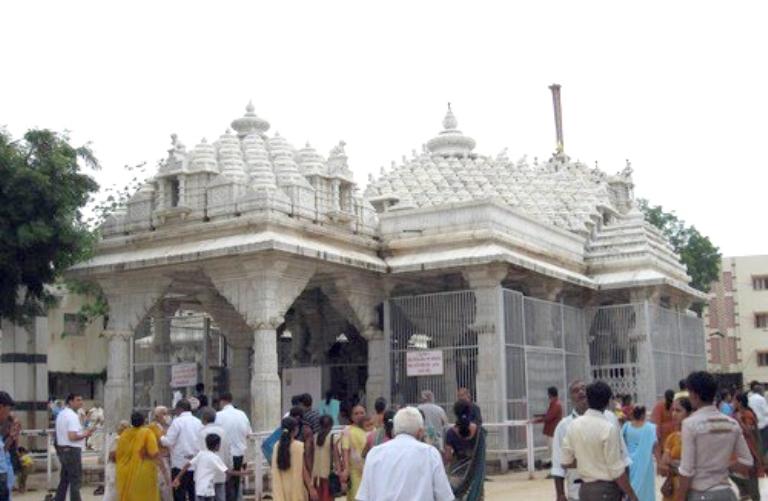 Mahudi Jain Mandir-Gurjat