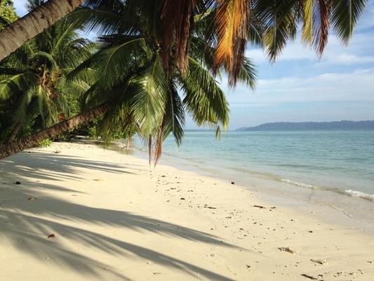 Pristine Breezy Beach
