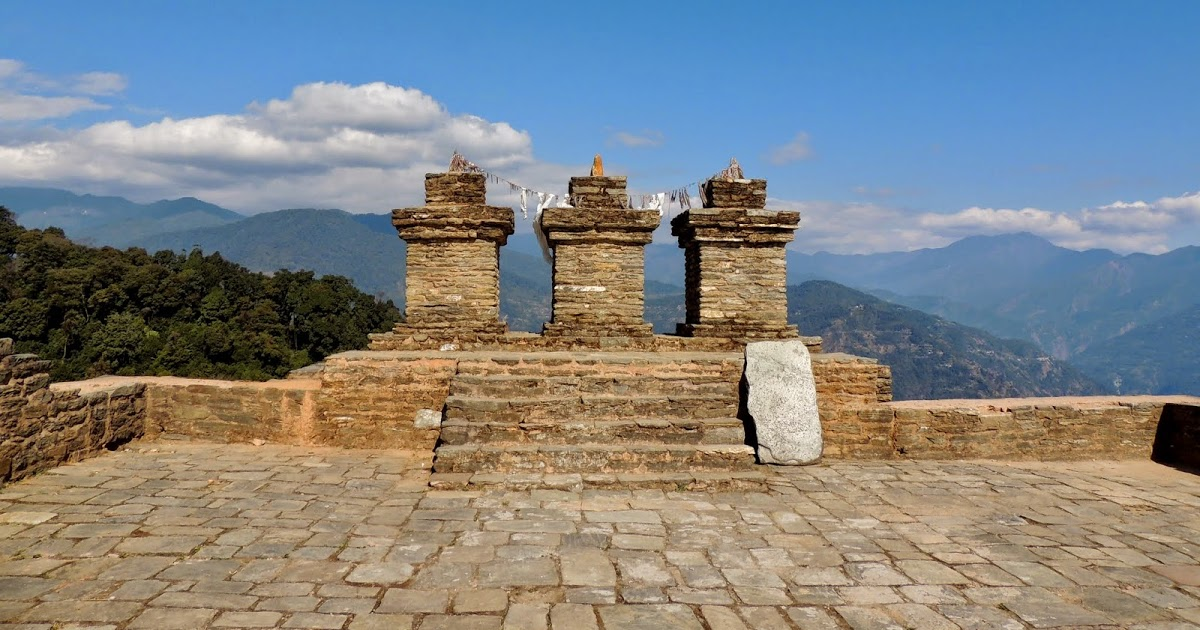 Rabdentse – Sikkim