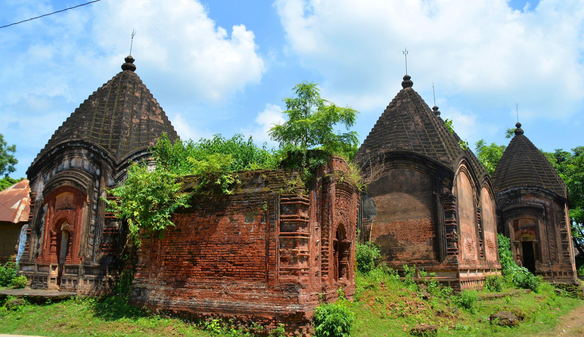 Maluti Temples – Jharkhand