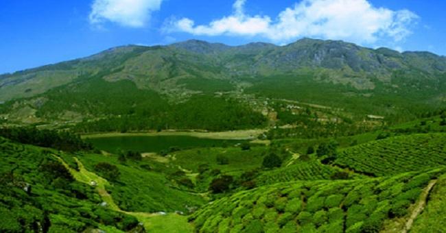 Ananthagiri Hills Kerala