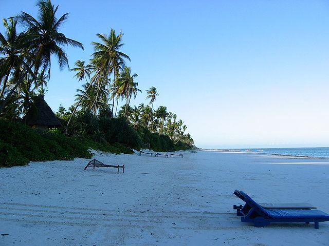 Daman beach