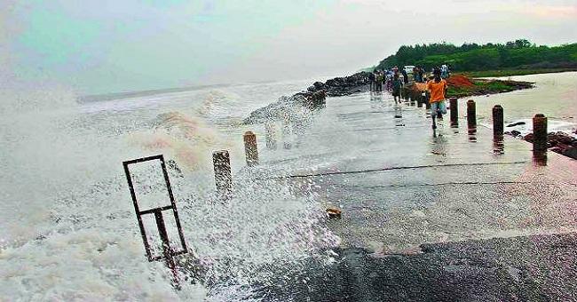 Uppada Beach Kerala