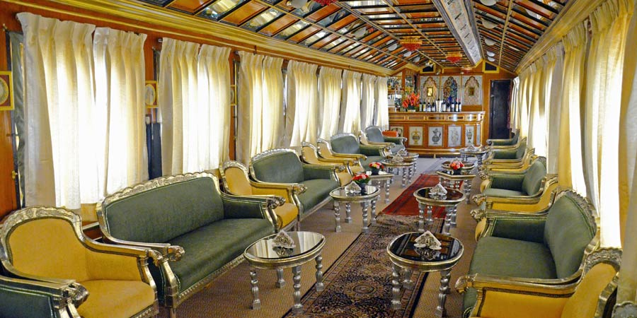 Palace On Wheels Luxury Train Quick Travel Information