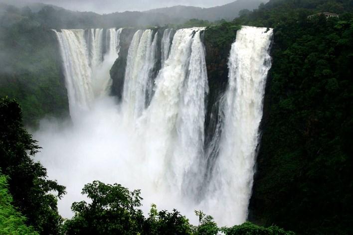 Sharavati-River-Jog-Falls-Jog-Falls