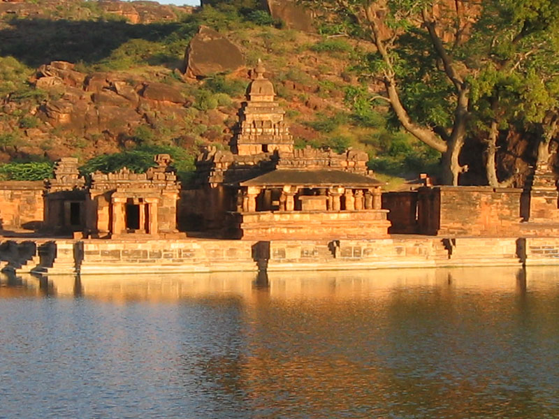 Bhutanatha Temples
