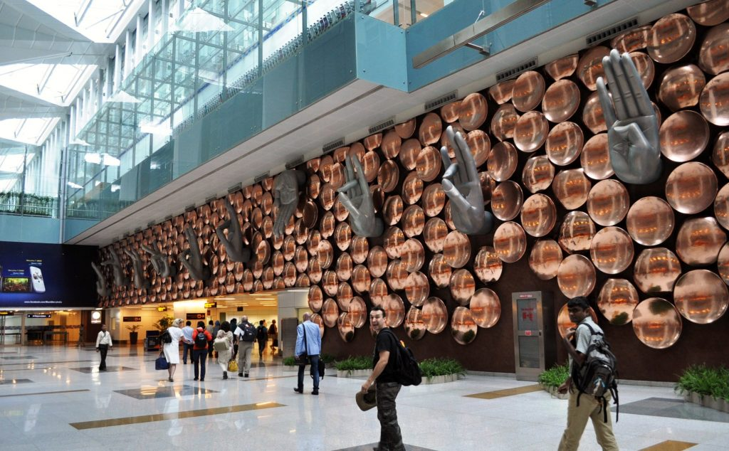 Indira Gandhi International Airport, New Delhi