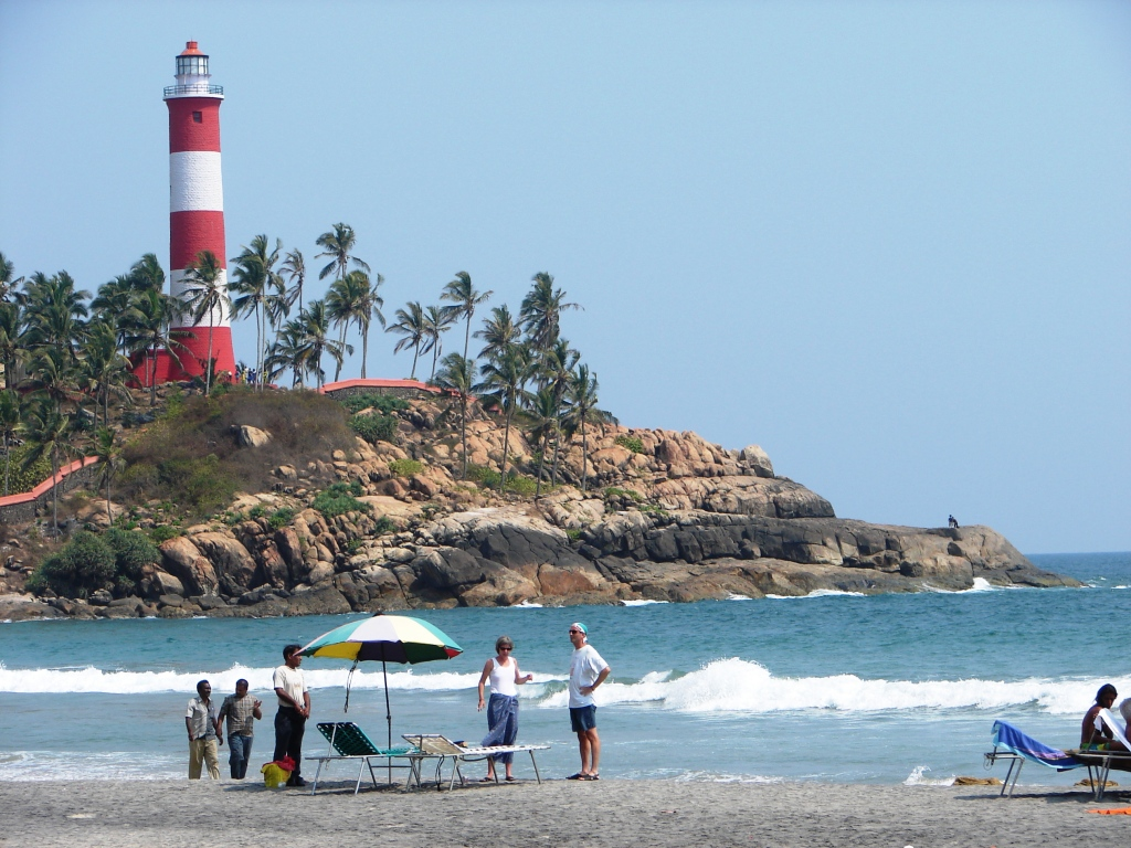there are no adventure activities available near the lighthouse area, you would not find many tourists in this beach area.
