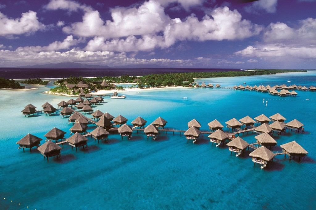 Lakshadweep Honeymoon Bora Bora Island