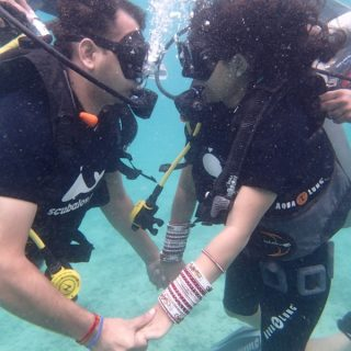 Scuba Diving Andaman Honeymoon