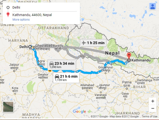 How to Travel from India to Nepal? - India Travel Blog