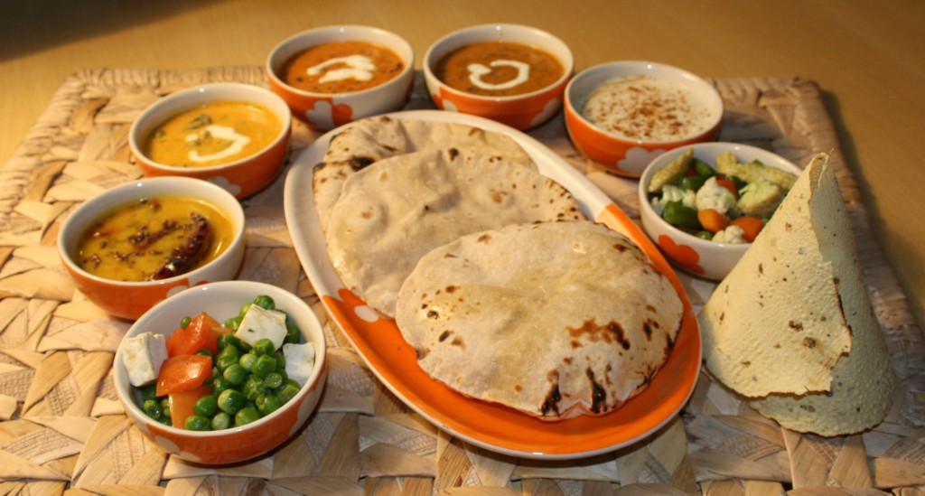 Cuisines in North India