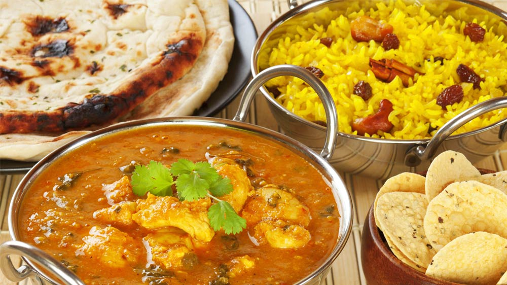 Cuisine in East India