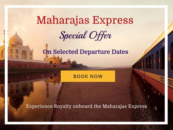 Offer Maharaja Express
