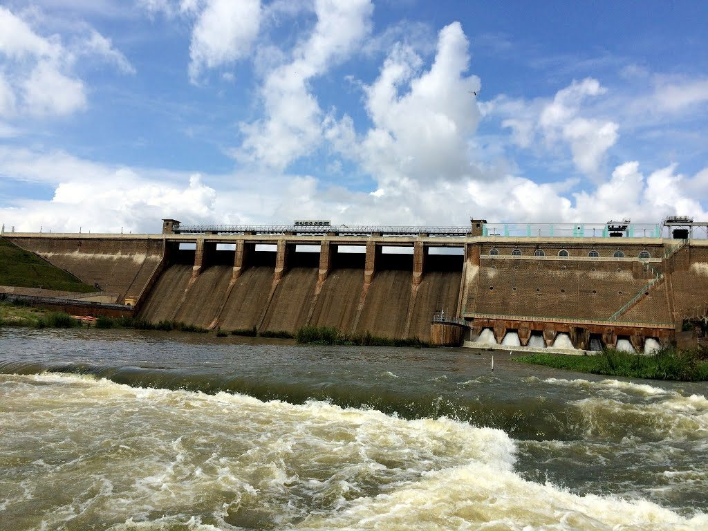 Vaigai Dam Madurai