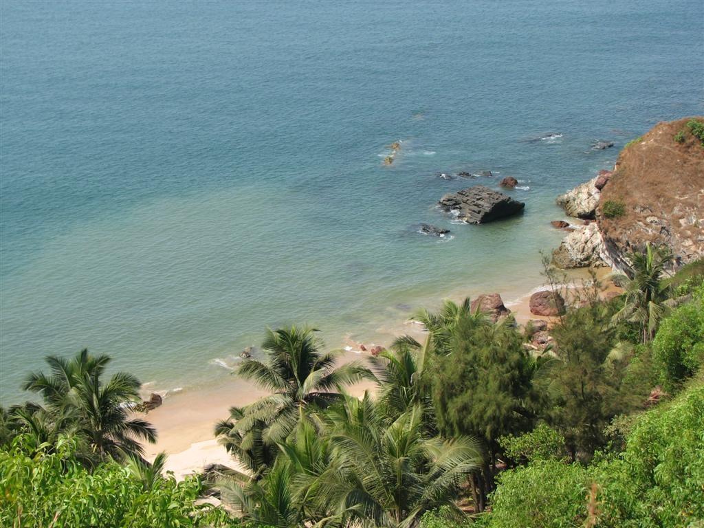 Vasco Da Gama beach Goa