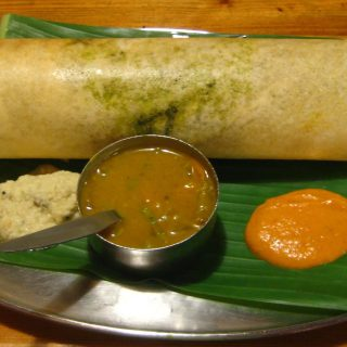 South Indian - Masala Dosa