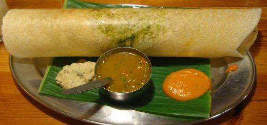 South Indian - Masala Dosa