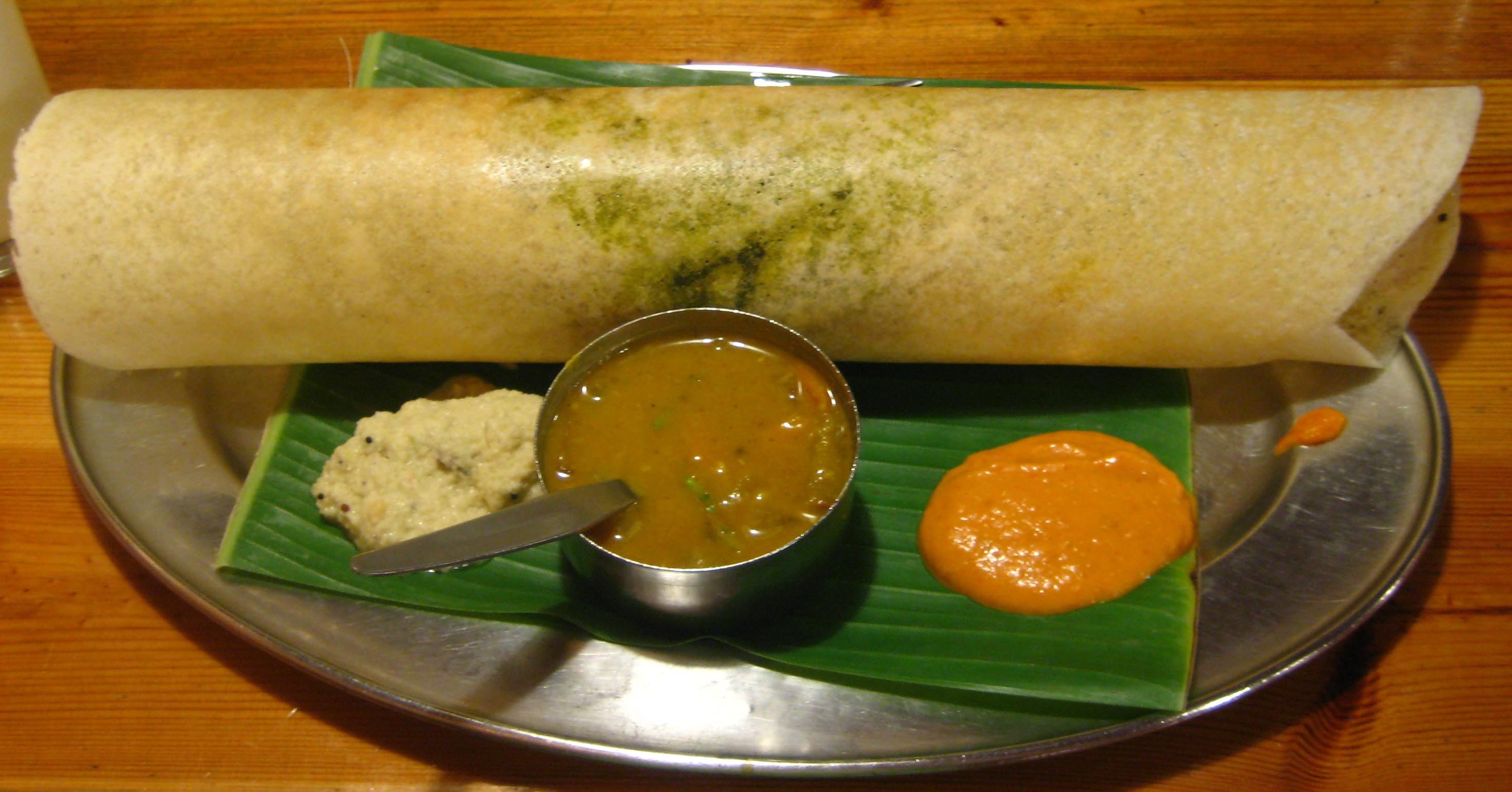 Top 5 south indian dishes for hungry travelers south indian cuisine masala dosa south indian rice flour crepes forumfinder Image collections