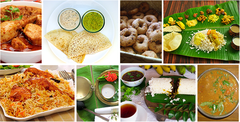 Top 5 south indian dishes for hungry travelers south indian cuisine forumfinder Gallery