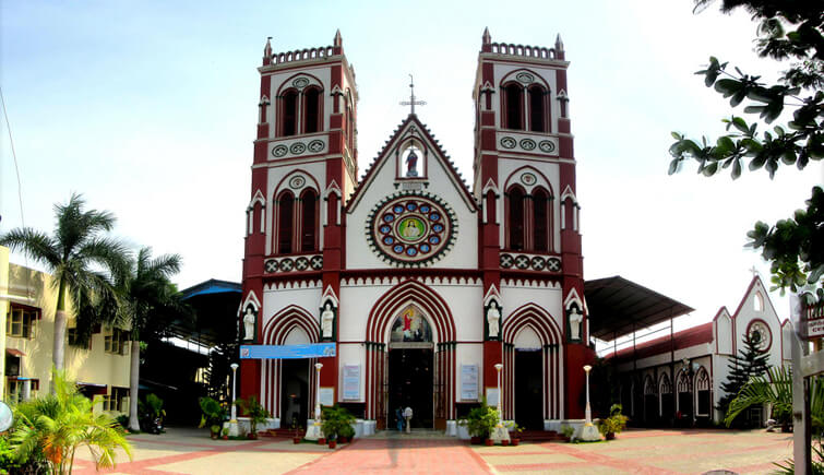 Basilica of Sacred Heart of Jesus