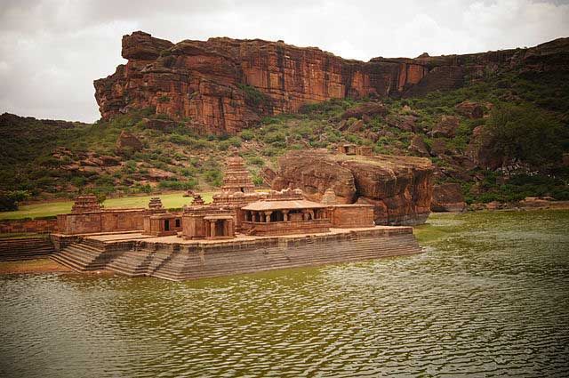Bhuthanatha Temples Badami