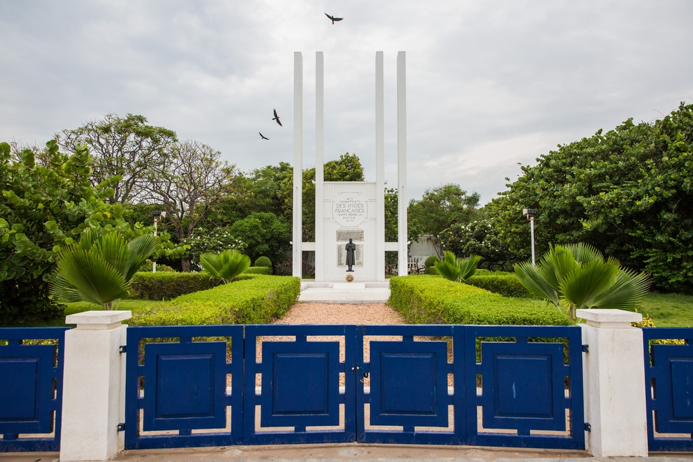 War memorial Pondicherry