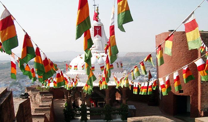 Chamunda Devi Mandir Jodhpur