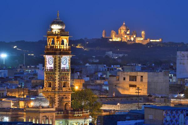 Clock Tower in Jodhpur