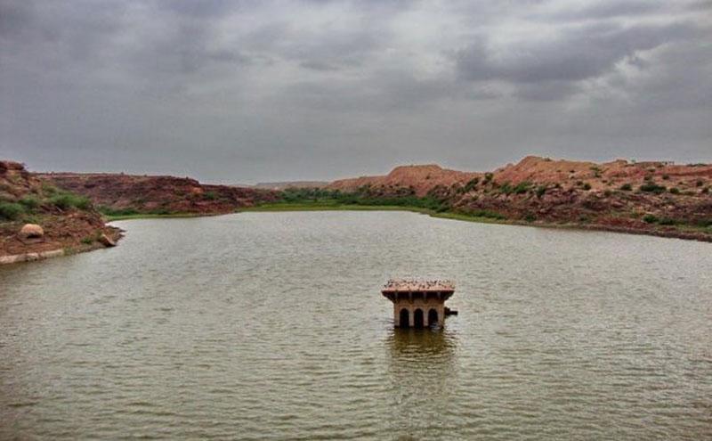 Kailana Lake Jodhpur