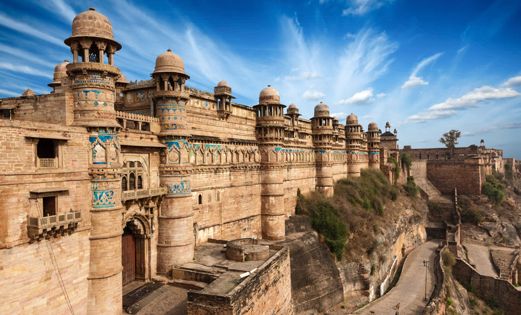 Facts About Gwalior Fort History Images Light Sound Show