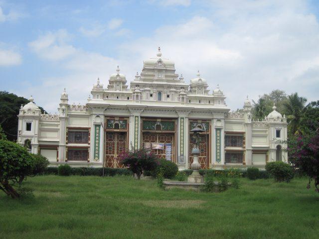 Heritage Walk at JaganMohan Palace Mysore