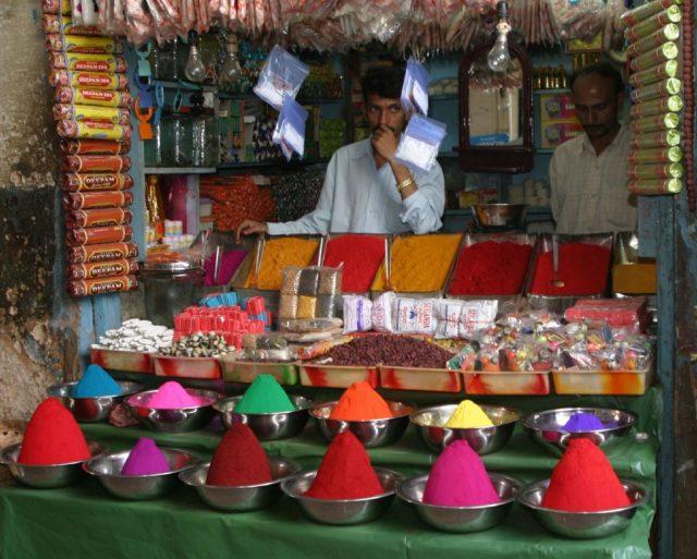 Devaraja Market Mysore
