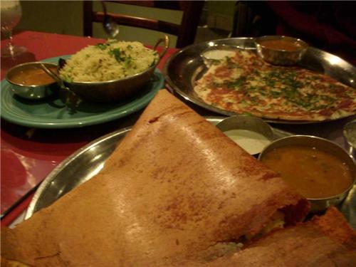 Cuisine in Mysore