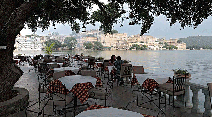 Ambrai Restaurants Udaipur