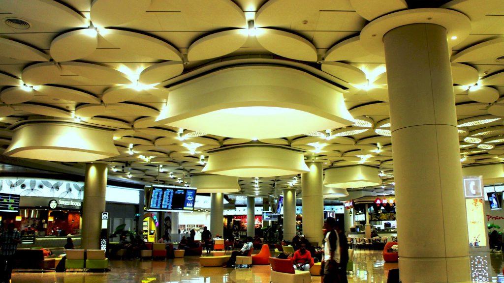 Mumbai Airport Lounge