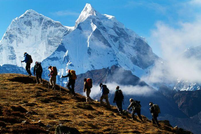 mountain Trekking in Ladakh