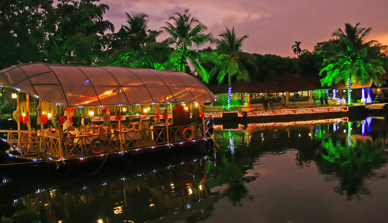 Valentine's Day on Alleppey