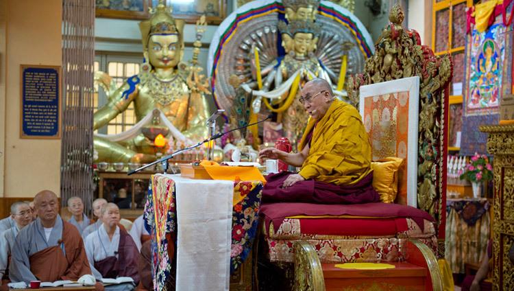 Dalai Lama Temple