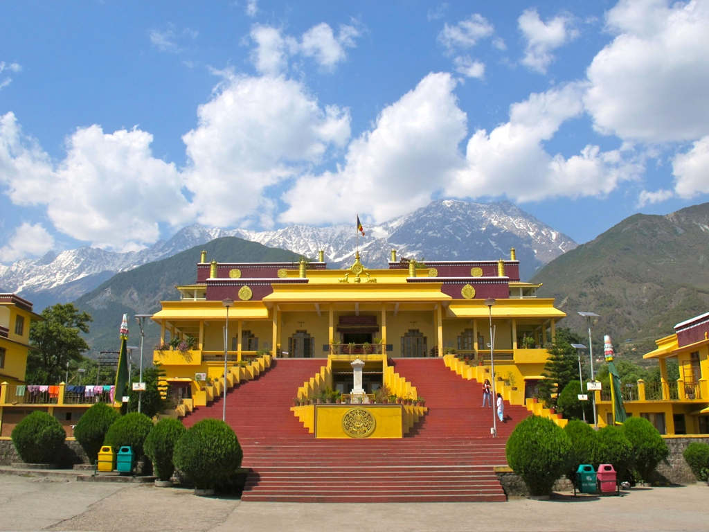 Image result for The birthplace of Dalai Lama Mcleodganj